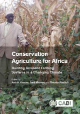 Omslag - Conservation Agriculture for Africa