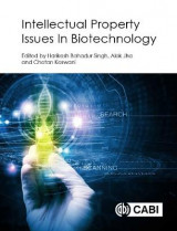 Omslag - Intellectual Property Issues in Biotechnology