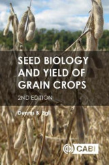 Omslag - Seed Biology and Yield of Grain Crop