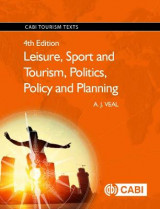 Omslag - Leisure, Sport and Tourism, Politics, Policy and Plannin