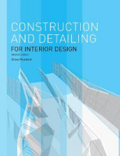 Construction and Detailing for Interior Design Second Edition av Ben Mantle og Drew Plunkett (Heftet)