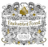 Omslag - Enchanted Forest