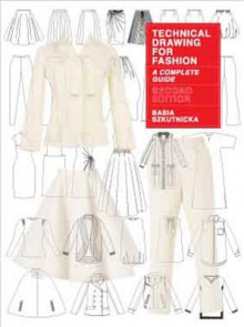 Technical Drawing for Fashion, second edition av Basia Szkutnicka (Heftet)