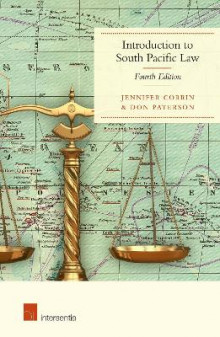 Introduction to South Pacific Law av Jennifer Corrin og Don Paterson (Heftet)