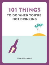 Omslag - 101 things to do when you're not drinking