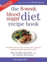 Omslag - The 8-week blood sugar diet recipe book