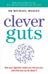 Omslag - The clever guts diet
