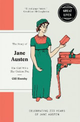Omslag - The Story of Jane Austen