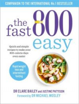 Omslag - The fast 800 easy