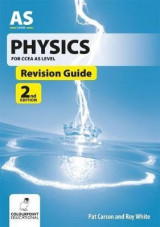 Omslag - Physics Revision Guide for CCEA AS Level