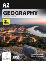 Omslag - Geography for CCEA A2 Level