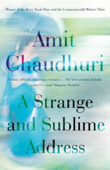 A Strange and Sublime Address av Amit Chaudhuri (Heftet)