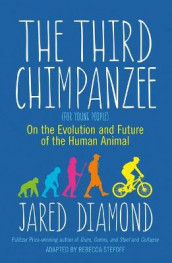 The Third Chimpanzee av Jared Diamond (Heftet)