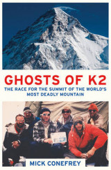 Omslag - The Ghosts of K2