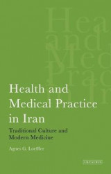 Omslag - Health and Medical Practice in Iran