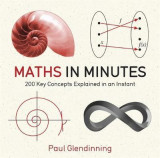 Omslag - Maths in minutes