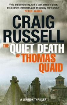The Quiet Death of Thomas Quaid: Lennox 5 av Craig Russell (Heftet)