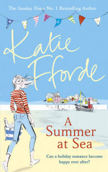A Summer at Sea av Katie Fforde (Innbundet)