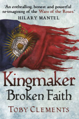 Omslag - Kingmaker: Broken Faith