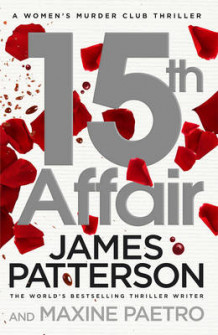 15th Affair av James Patterson (Innbundet)