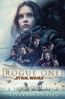 Rogue One: A Star Wars Story av Alexander Freed (Innbundet)