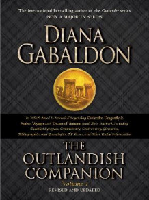 The Outlandish Companion Volume 1 av Diana Gabaldon (Innbundet)