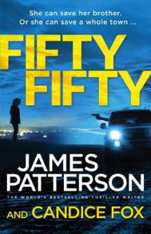 Fifty Fifty av James Patterson (Innbundet)