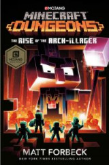 Omslag - Minecraft Dungeons: Rise of the Arch-Illager