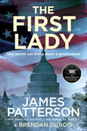 The first lady av James Patterson (Heftet)