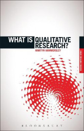 What is Qualitative Research? av John L. Campbell og Martyn Hammersley (Innbundet)