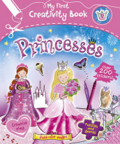 My First Creativity Book - Princesses av Fiona Munro (Spiral)