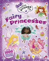 Little Hands Sticker Book-Fairy Princess av Fiona Munro (Heftet)