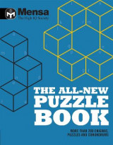 Omslag - Mensa: The All-New Puzzle Book