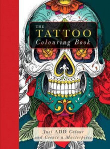 The tattoo colouring book av Beverley Lawson (Andre trykte artikler)