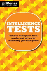 Omslag - Mensa Intelligence Tests