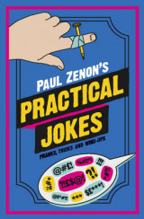 Omslag - Paul Zenon's Practical Jokes