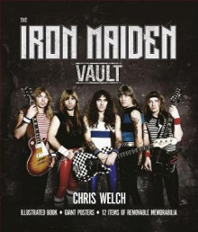 The Iron Maiden Vault av Chris Welch (Innbundet)