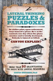Lateral Thinking Puzzles & Paradoxes av Erwin Brecher (Innbundet)