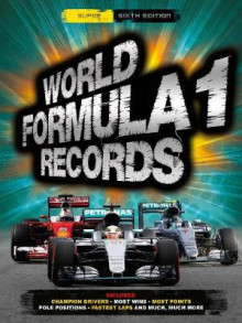 World Formula One Records av Bruce Jones (Innbundet)