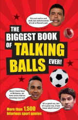 Omslag - The Biggest Book of Talking Balls Ever!