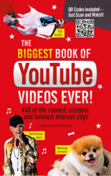 Omslag - The Biggest Book of Youtube Videos Ever!