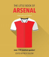 Omslag - The Little Book of Arsenal