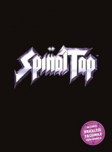 Omslag - Spinal Tap: The Big Black Book