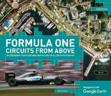 Formula One Circuits From Above av Bruce Jones (Innbundet)