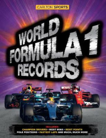 World Formula 1 Records av Bruce Jones (Innbundet)