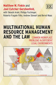Multinational Human Resource Management and the Law av Matthew W. Finkin, Joel Cutcher-Gershenfeld og Takashi Araki (Innbundet)