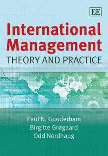 International Management av Paul N. Gooderham, Birgitte Grogaard og Odd Nordhaug (Innbundet)