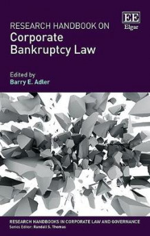 Research Handbook on Corporate Bankruptcy Law (Innbundet)