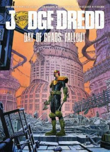 Judge Dredd Day of Chaos: Fallout av John Wagner, Rob Williams, Michael Carrol og Robert Williams (Heftet)