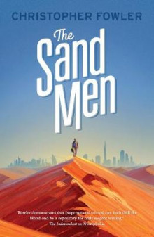 The Sand Men av Christopher Fowler (Heftet)